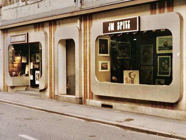 Encadrements Spitz en 1997