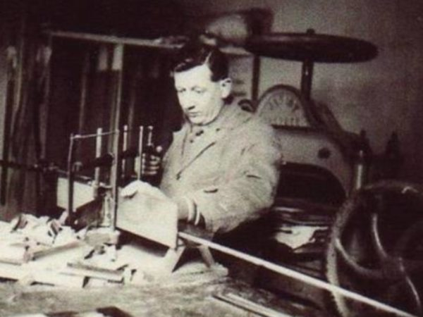 Monsieur Spitz en 1936